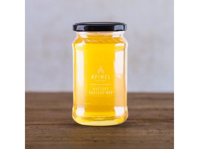 Med Akátový květový  470g