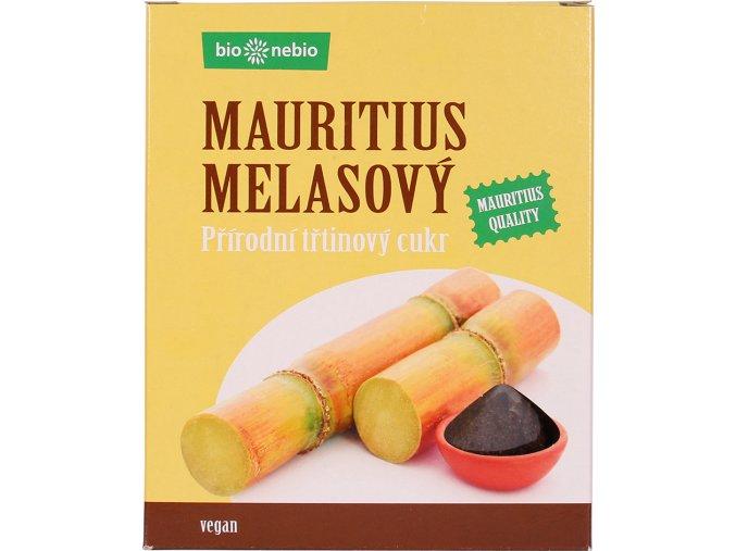Přírodní třtinový cukr MELASOVÝ 300g