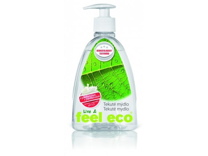 feel eco tekute mydlo panthenol 300ml 192