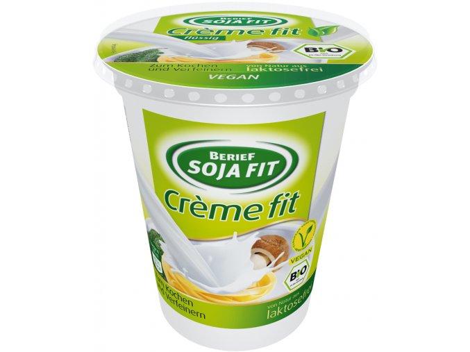 Bio sójový krém Berief 200 ml