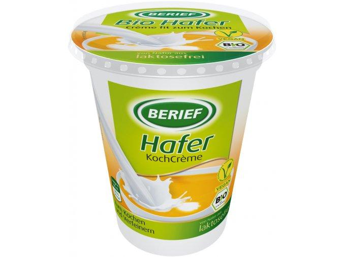 Bio ovesný krém Berief 200 ml