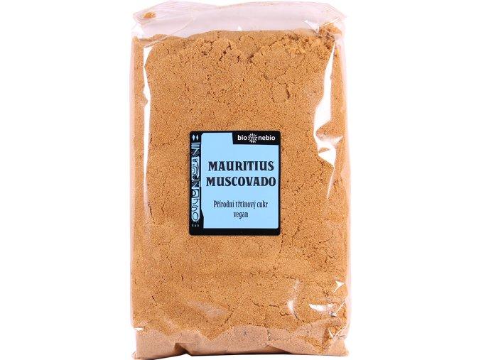 Přírodní třtinový cukr MUSCOVADO 500 g