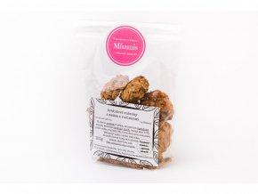 Arašídové sušenky s medem a rozinkami, 150 g