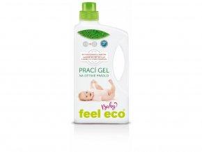 Feel Eco prací gel na dětské prádlo 1,5L