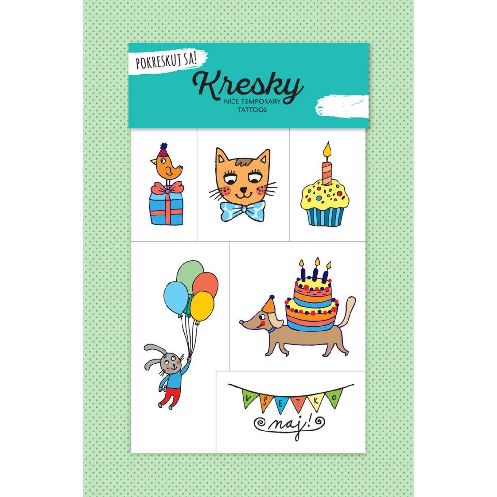 06 Kresky party produkt