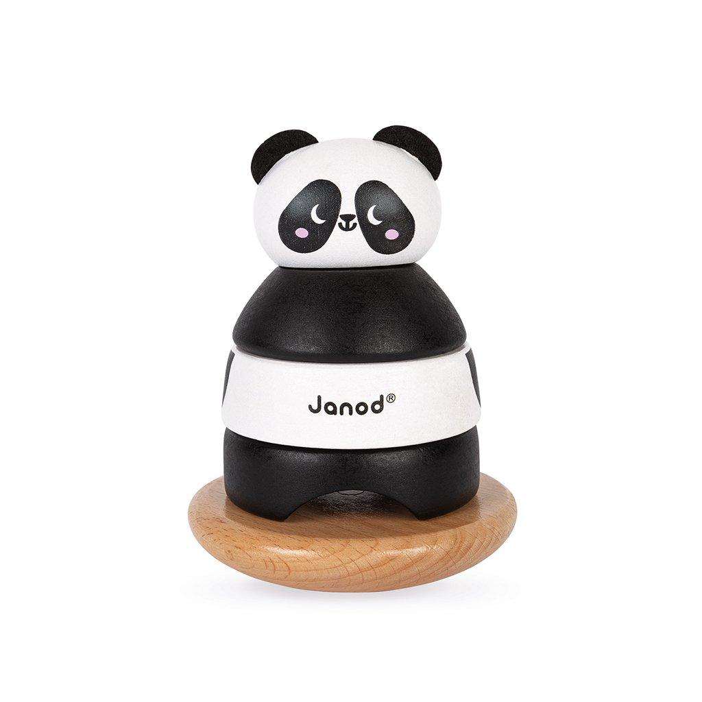 J08188 Janod panda roly poly hupacia skladacka 01
