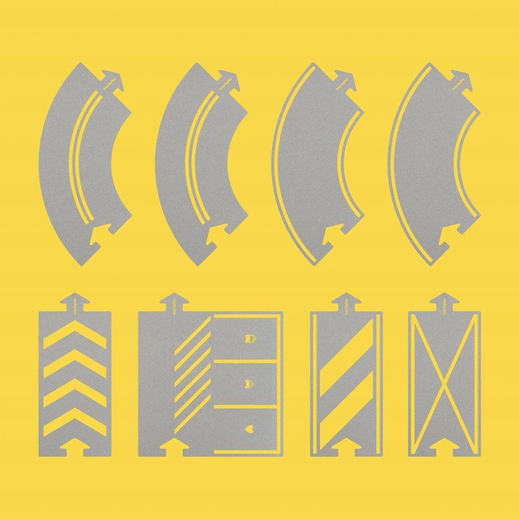 8RR packaging front light