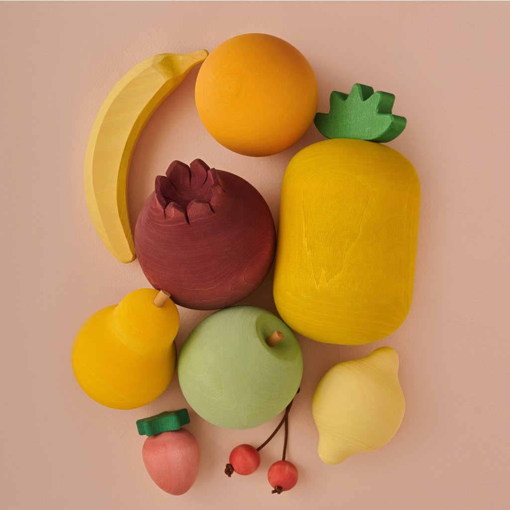 Raduga Grez Fruits Dreveny set ovocia