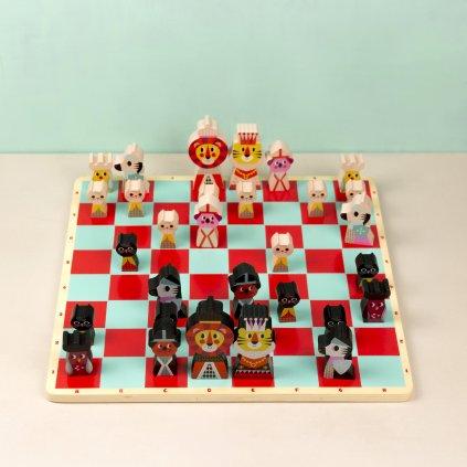 Môj prvý šach