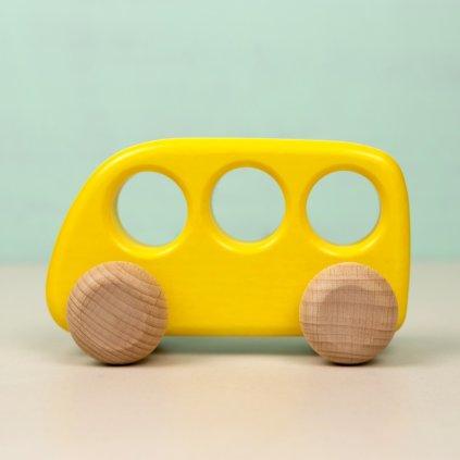 BAJO Autobus žltý z boku