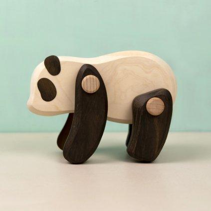 BAJO Ohrozene zvieratá Panda
