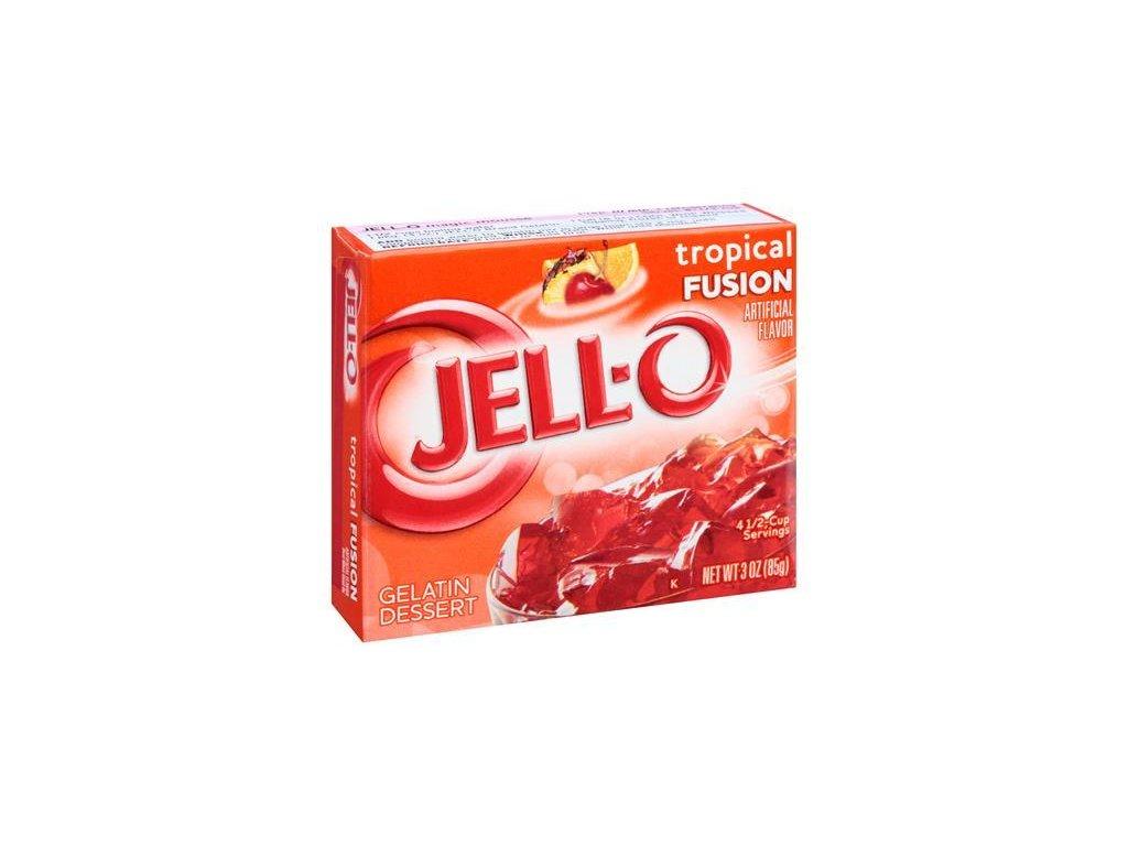 Jello Tropical Fusion 85g