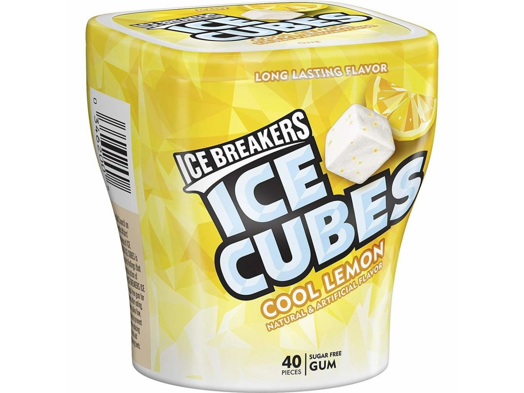 Ice Breakers Cool Lemon 92g