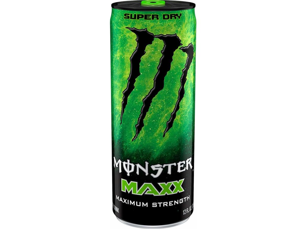 Monster Energy MAXX Super Dry 355ml