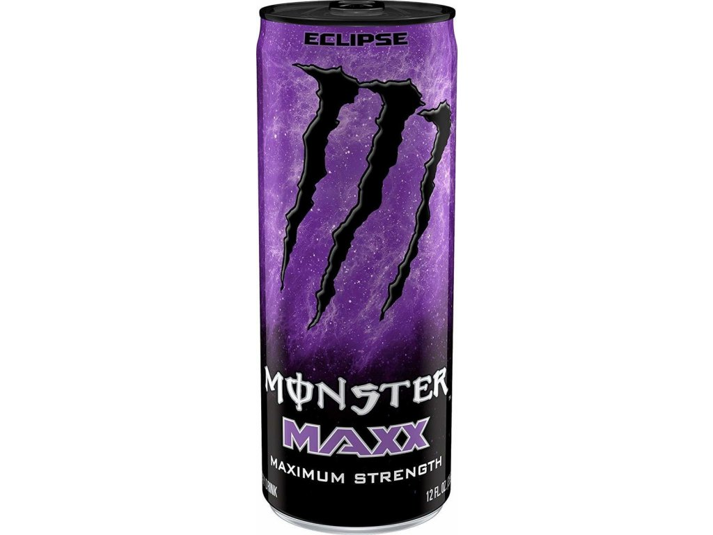 Monster Energy MAXX Eclipse 355ml