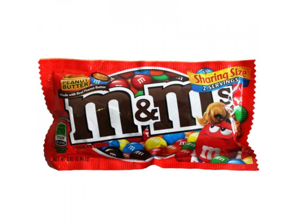 M&M's Peanut Butter Share Size 80,2g
