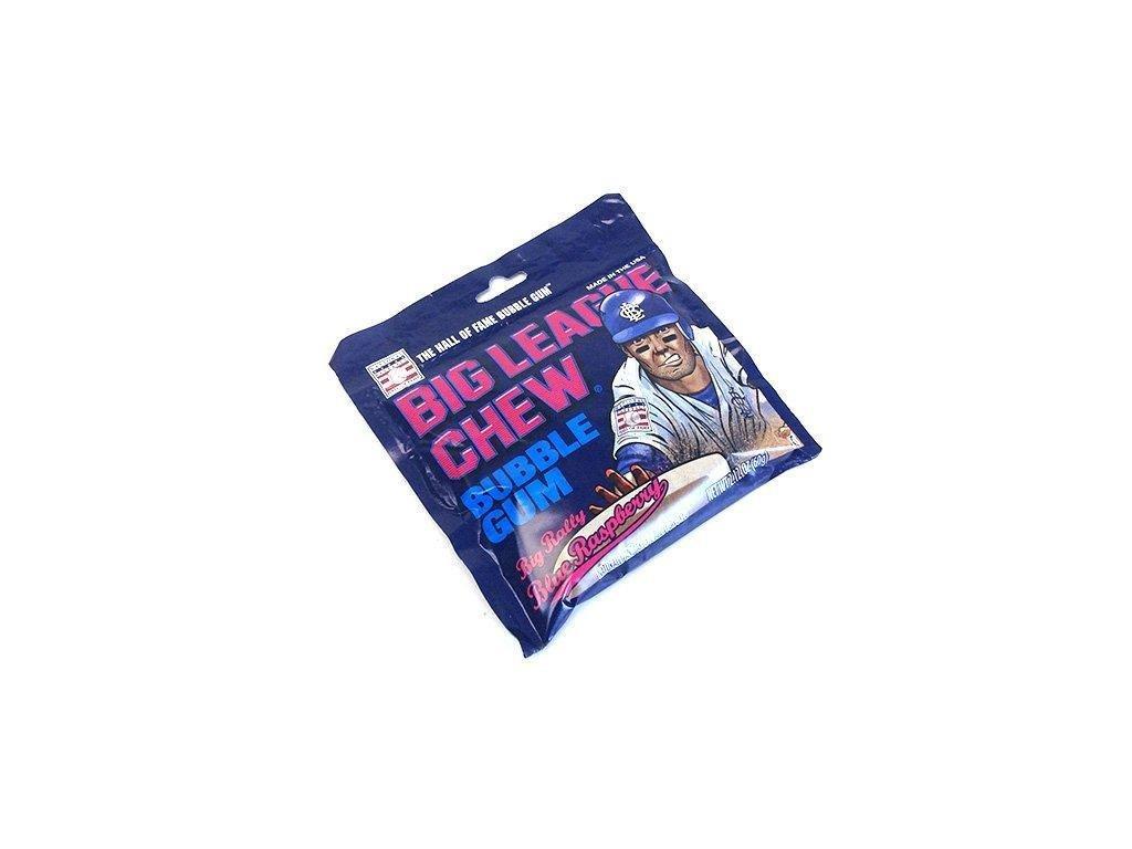 Big League Chew Bubble Gum Blue Raspberry 60g