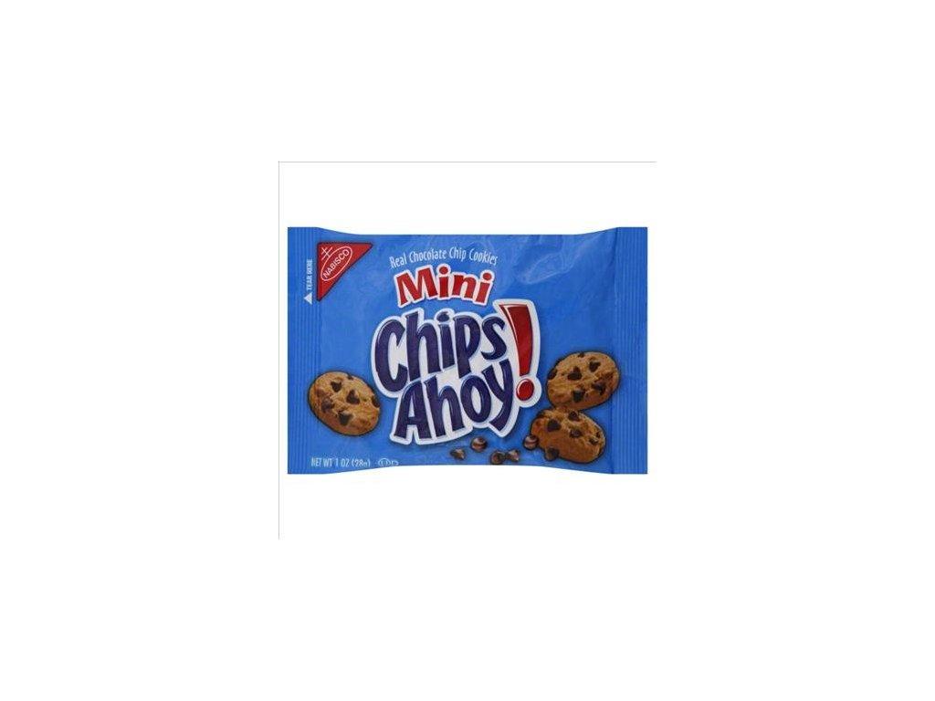 Mini Chips Ahoy 28g