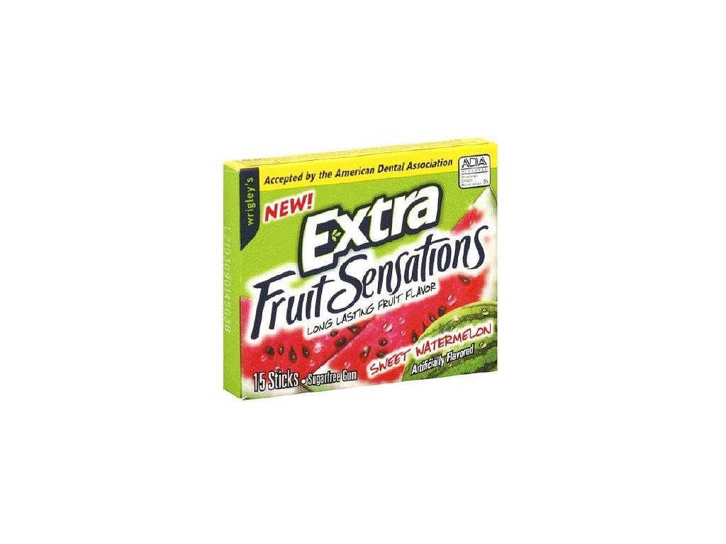 Wrigley's Extra Sweet Watermelon 40,5g