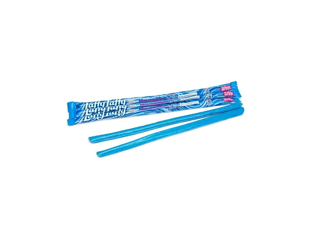 Wonka Laffy Taffy Rope Blue Raspberry 23g