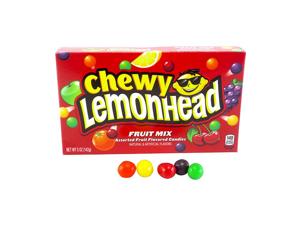 Chewy Lemonhead Fruit Mix 23g