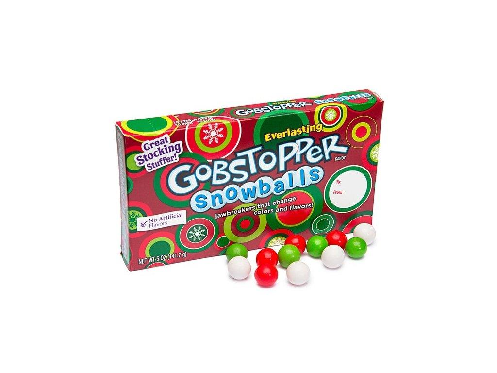 Wonka Gobstopper Snowballs 142g