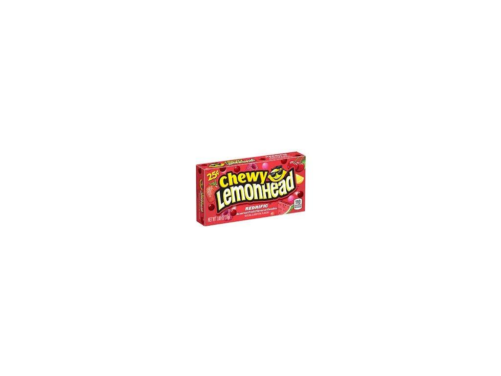 Chewy Lemonhead Redrific 31g