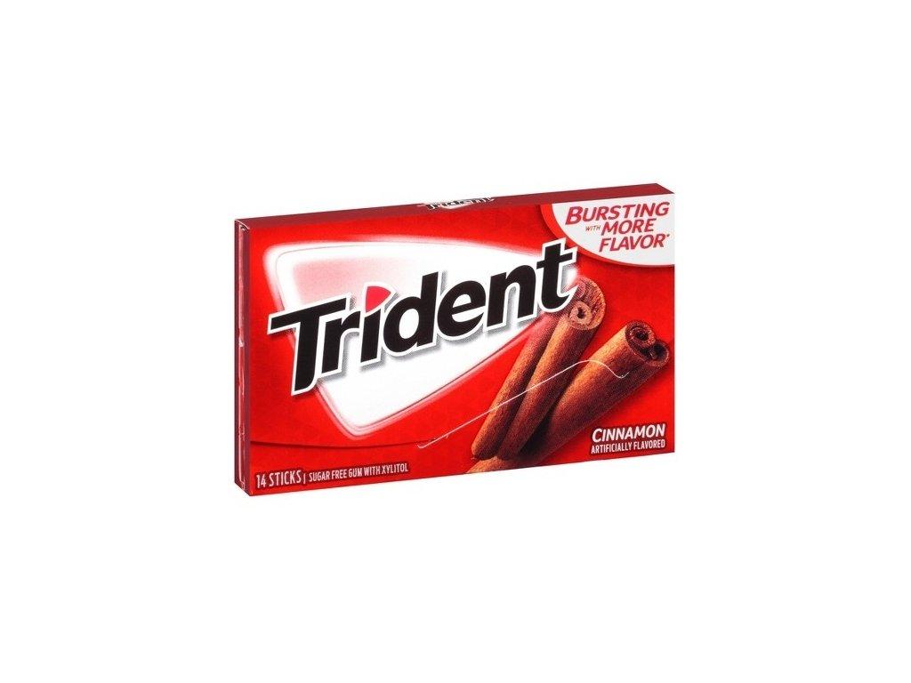 Trident Cinnamon 27g