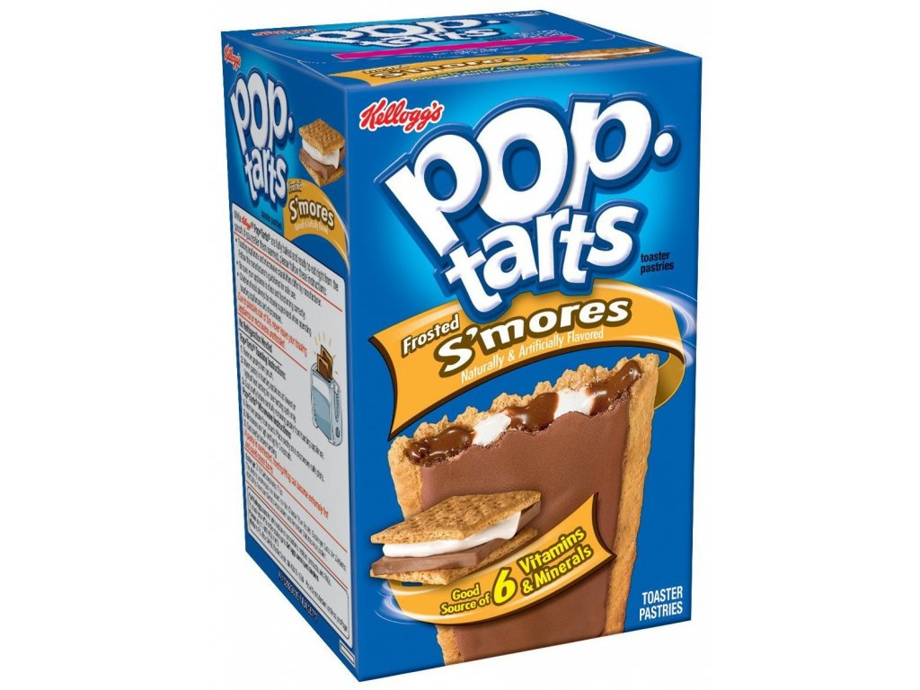 Pop-Tarts Frosted S'Mores 384g