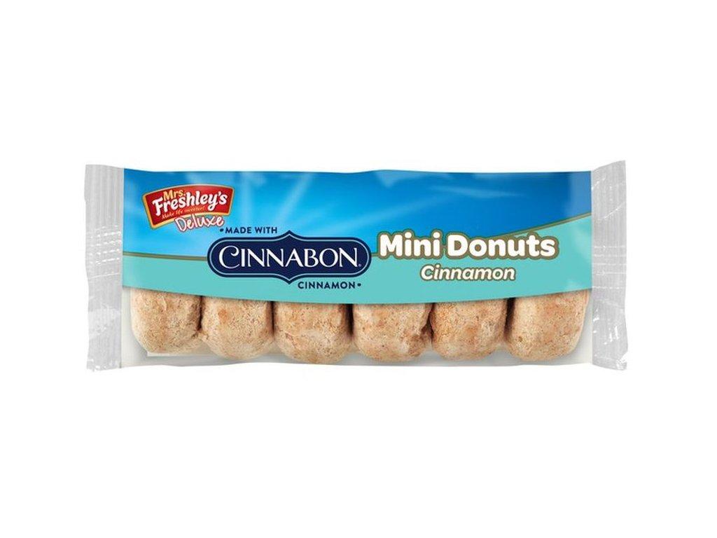 Mrs. Freshleys Cinnamon Mini Donuts 85g