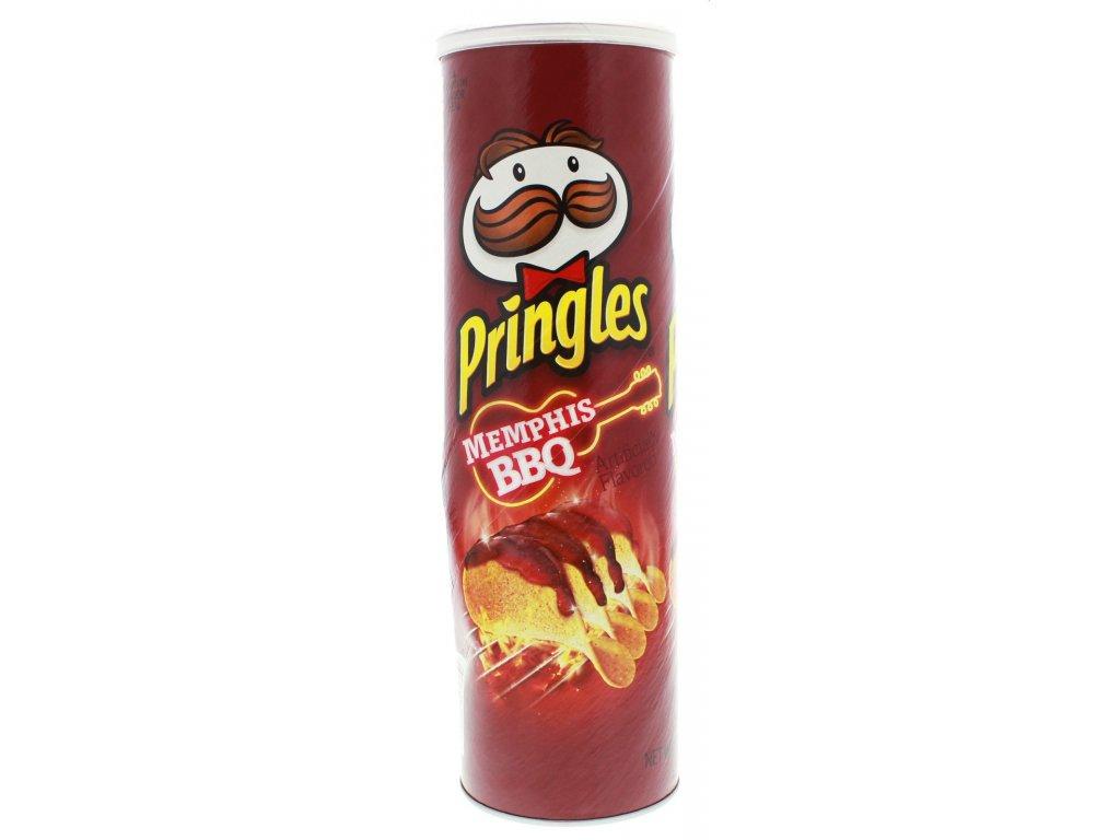Pringles Memphis BBQ 158g