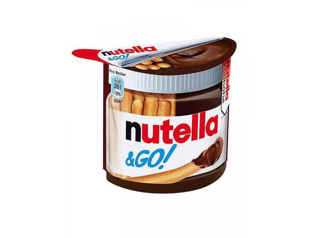 Nutella & Go 52g