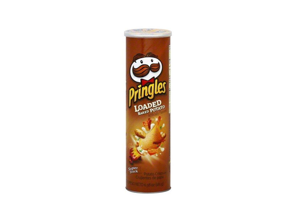 Pringles Loaded Baked Potato 158g