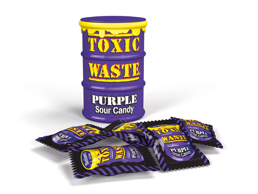 Toxic Waste Purple Drum 48g