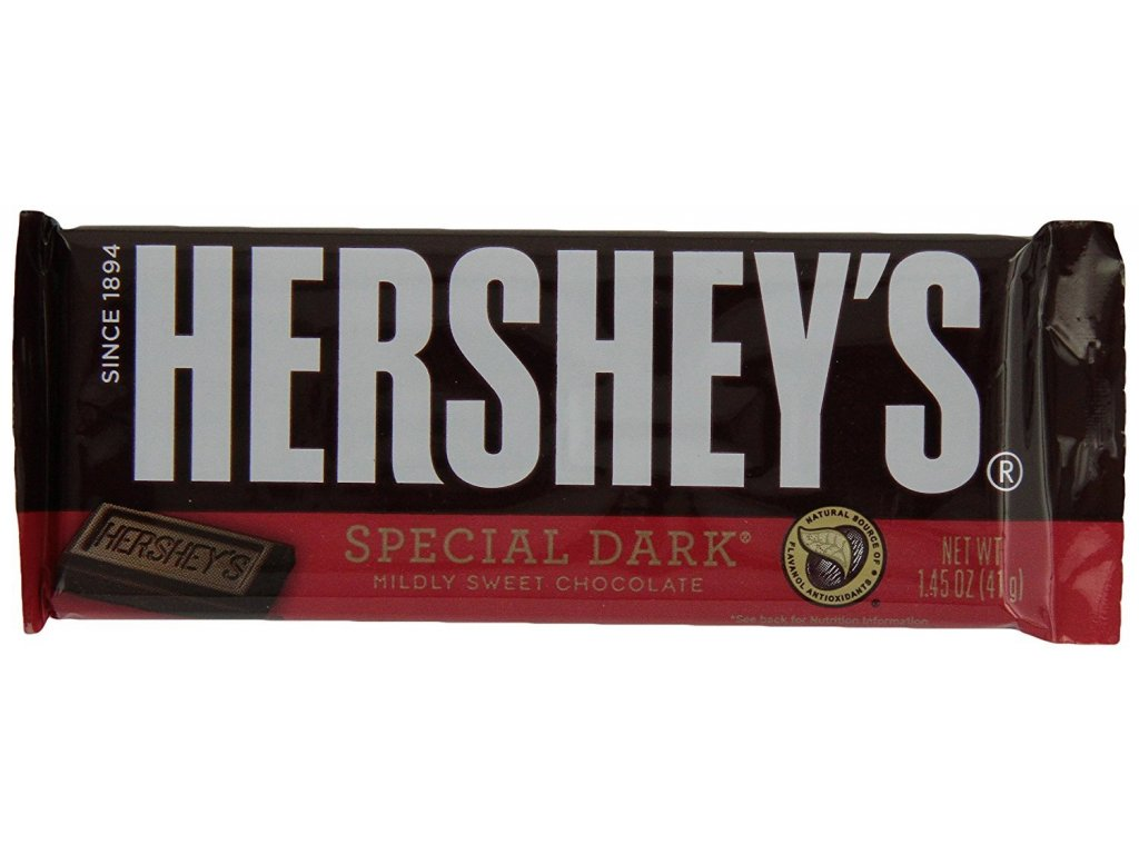 Hershey's Special Dark Chocolate 41g