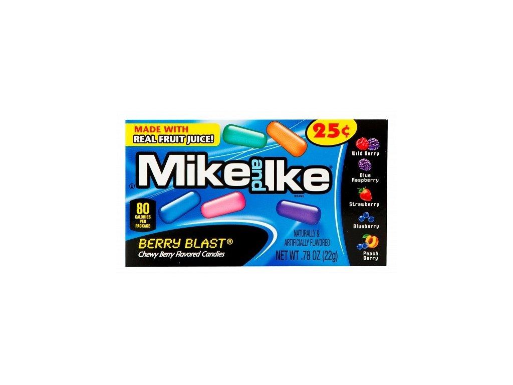 Mike & Ike Berry Blast 22g