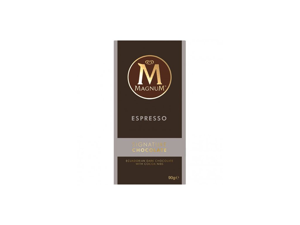 Magnum Dark Chocolate Espresso 90g