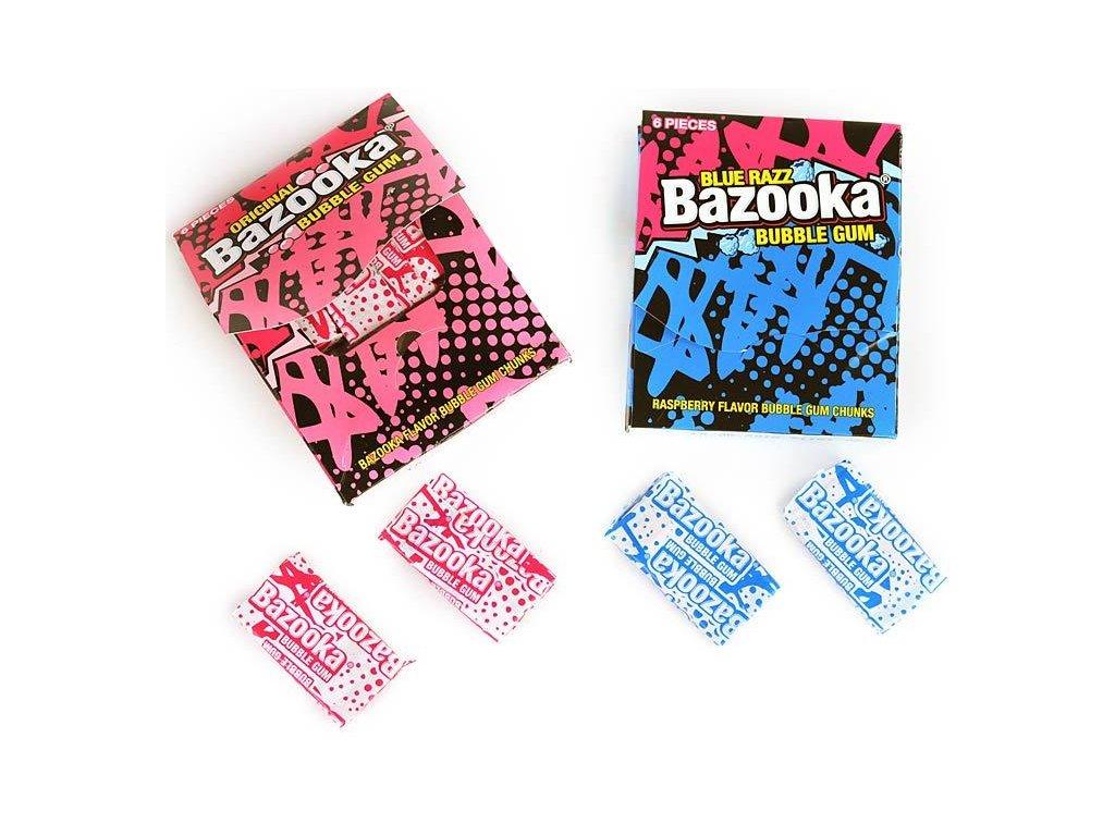 Bazooka Original & Blue Razz 43g