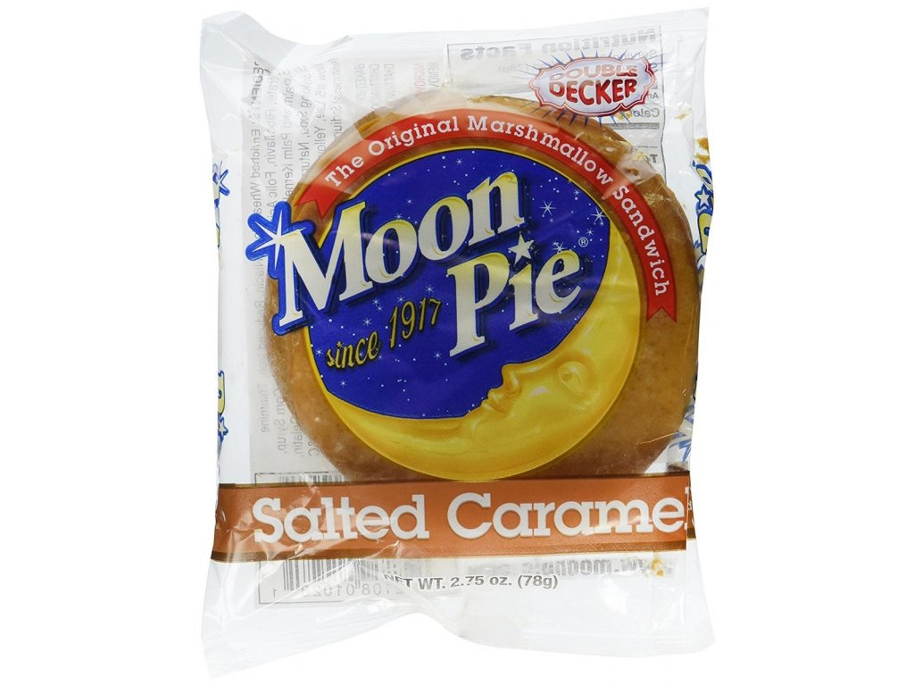 Moon Pie Salted Caramel 78g