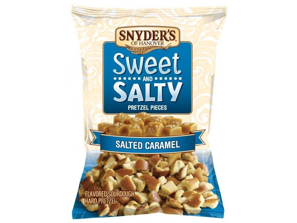 Snyders Sweet & Salty Salted Caramel Pretzel 100g