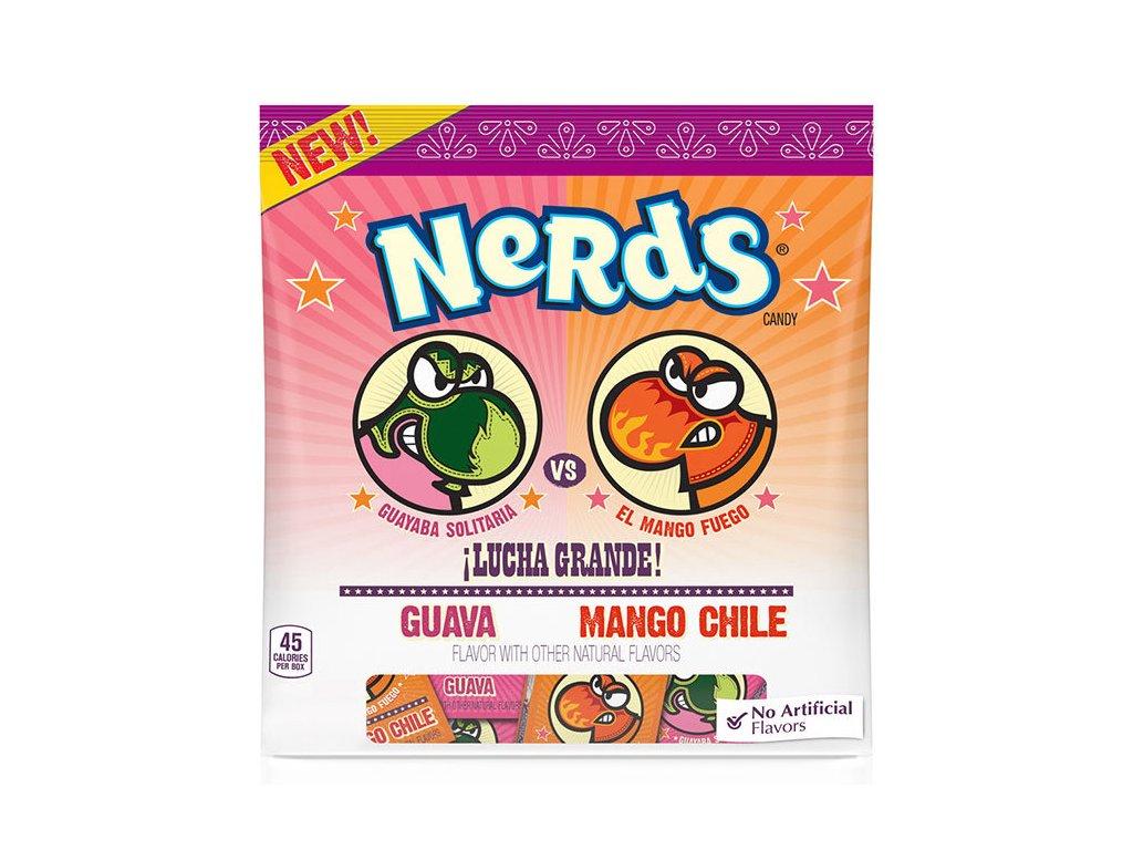 Wonka Nerds Guava & Mango Chile 85g