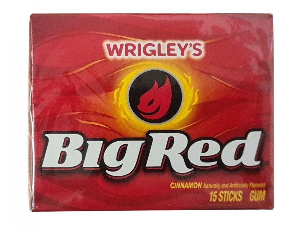 Big Red Gum - 15 plátků 40,5g