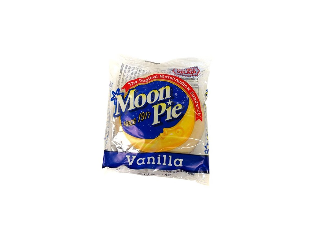 Moon Pie Vanilla 78g