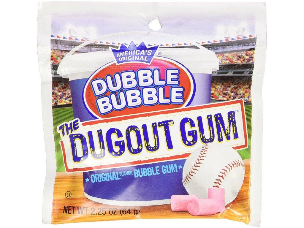 Dubble Bubble Dugot Gum 64g