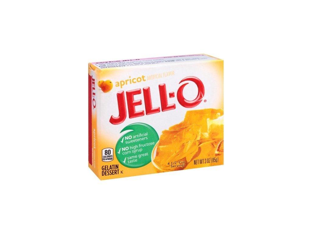 Jello Apricot 85g