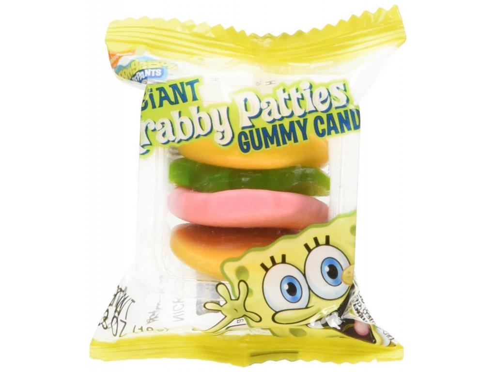 Spongebob Giant Krabby Pattie 18g