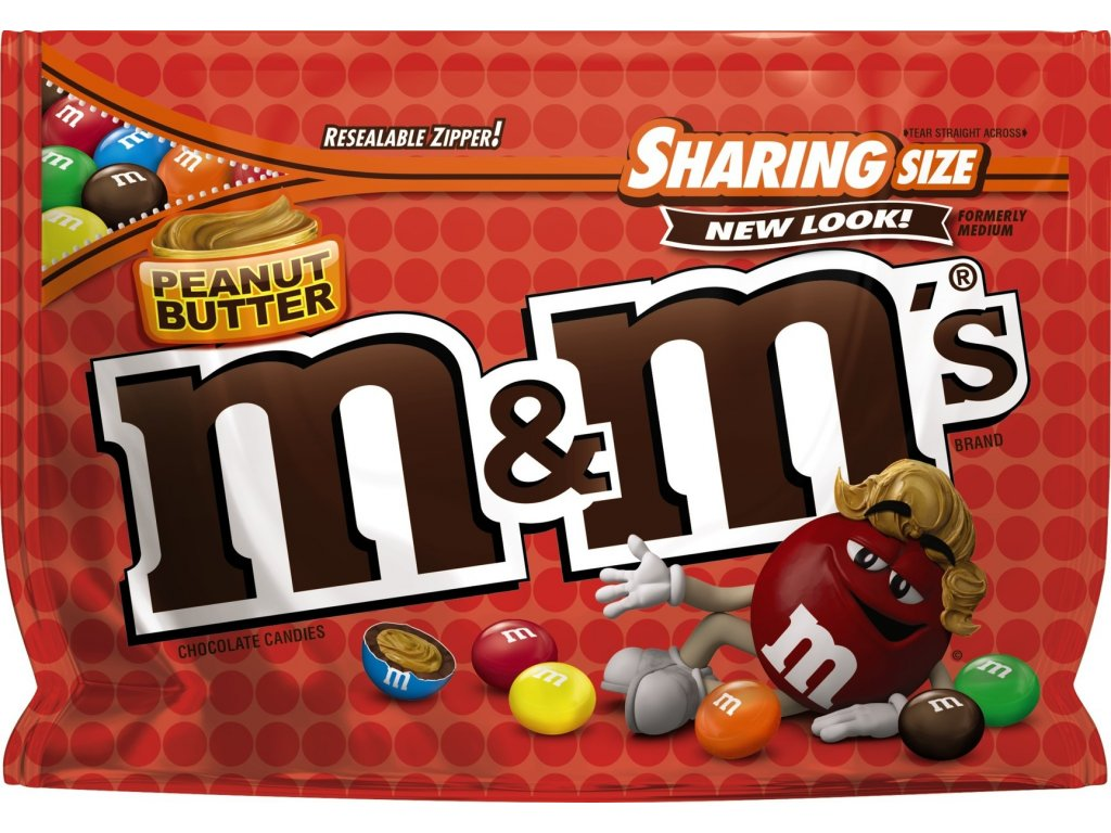 M&M's Peanut Butter Sharing Size 272,2g