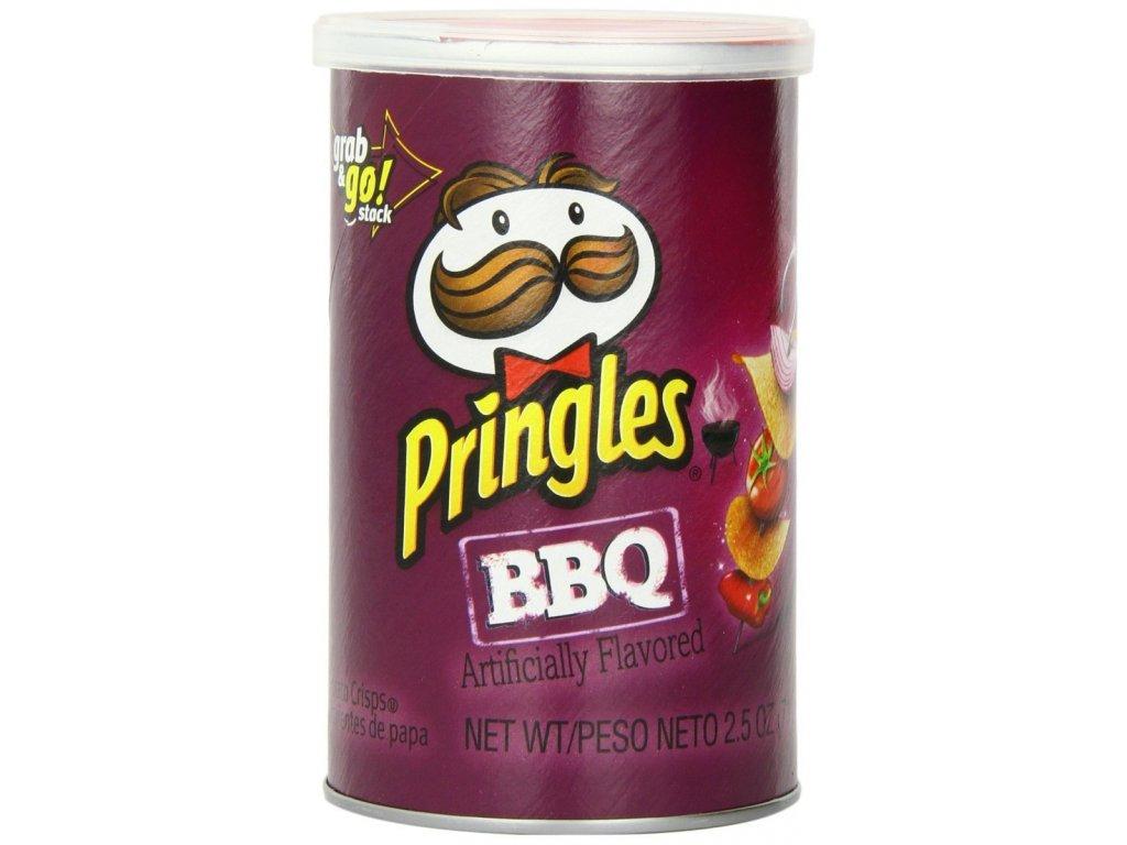 Pringles BBQ 64g