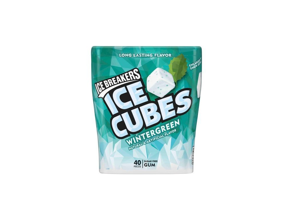 Ice Breakers Wintergreen 92g