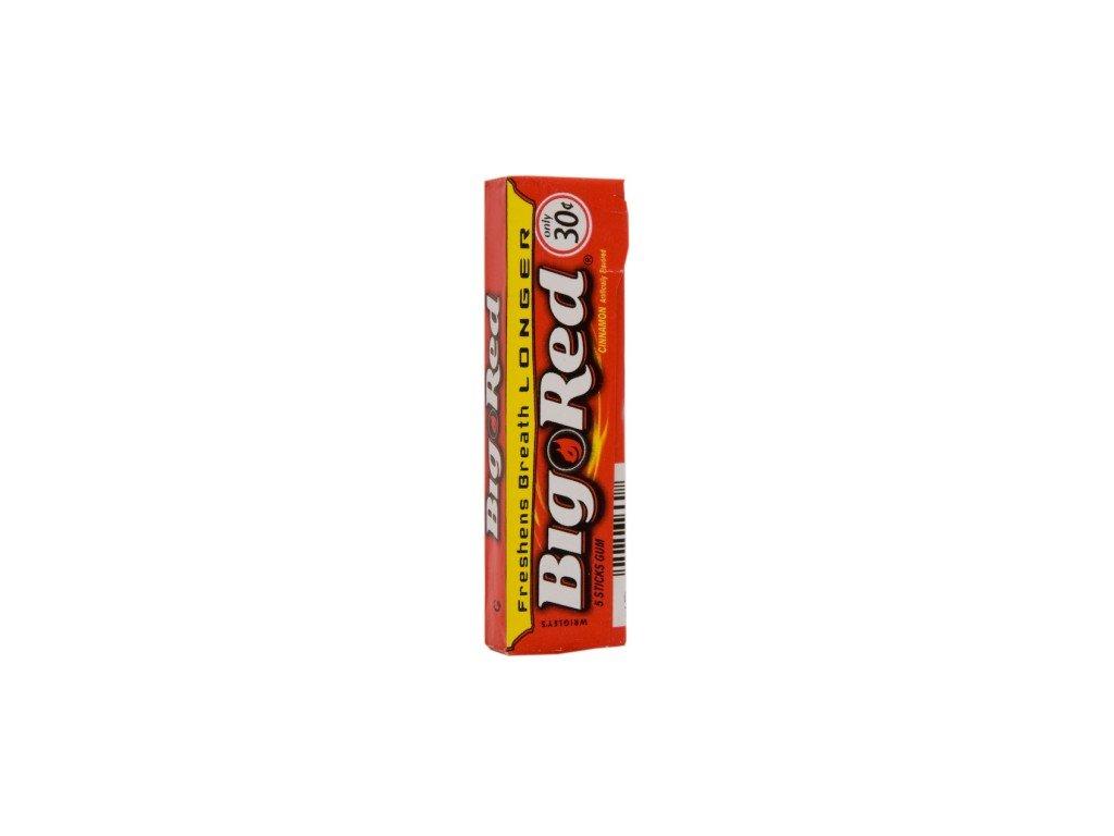 Big Red Gum - 5 Splátků 13,5g